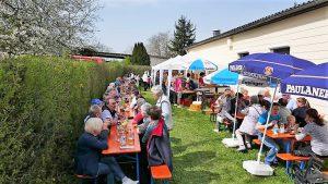05.04.2020 Frühjahrs-Hocketse am Sängerheim der Chorvereinigung Asperg e.V. ab 11:00